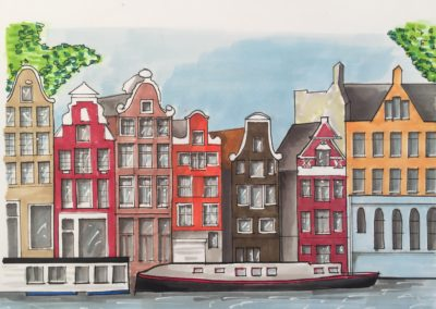 Sketch Gracht kopie