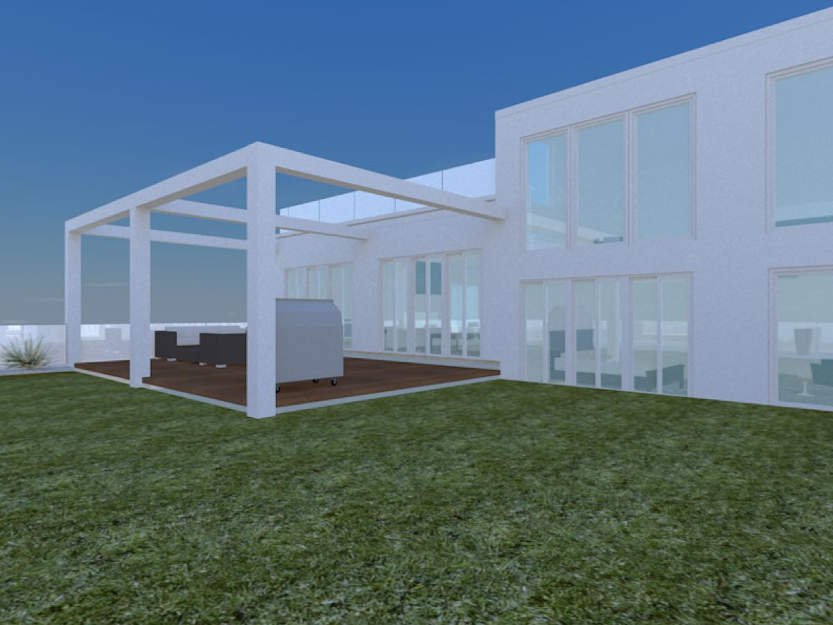 20181023 3D roof terrace