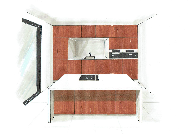 Sketch Kitchen colour